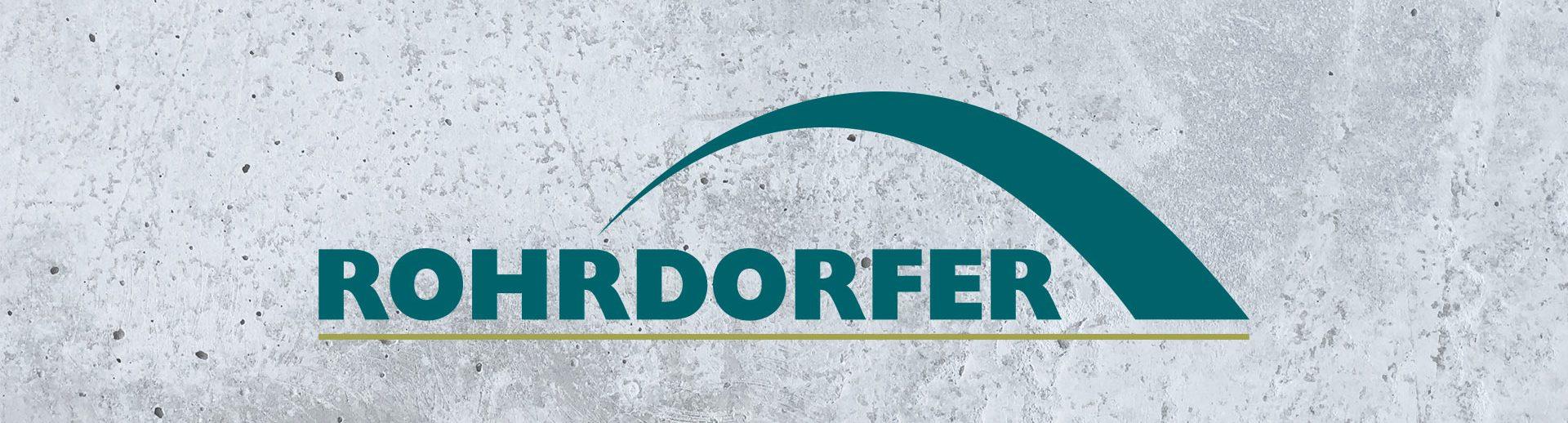 Rorhdorfer Logo - Unternehmen